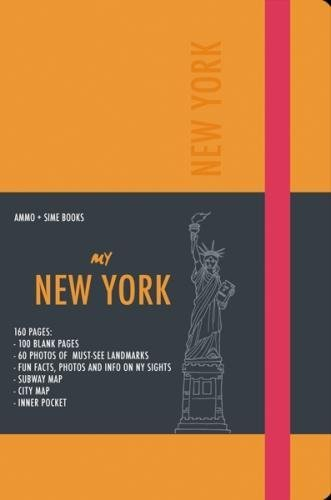 New York visual notebook. Orange juice (Notebooks)