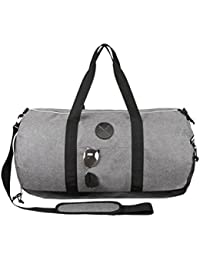 Grey Spacious Large Fitness Shoes Gym Work Out XBoost Duffel