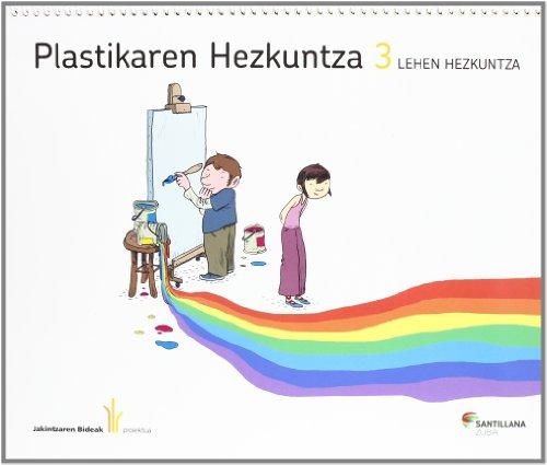 PLASTIKAREN HEZKUNTZA 3 LEHEN - 9788498943535