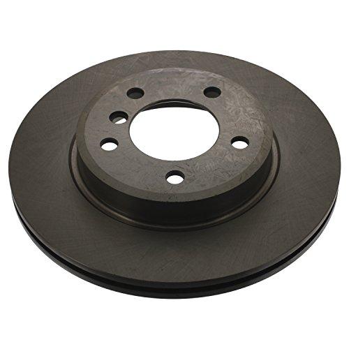 Preisvergleich Produktbild febi bilstein 12323 Bremsscheibensatz (vorne,  2 Bremsscheiben),  innenbelüftet,  Lochzahl 5