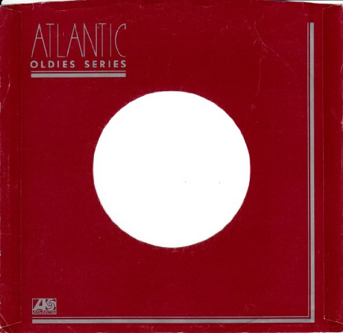 Serie Single-loch (HE`S THE GREATEST DANCER / WE ARE FAMILY / 1979 / Firmen-Loch-Hülle / ATLANTIC OLDIES SERIES # OS 13217 / US Pressung / 7