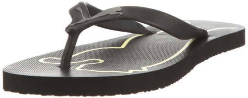 Puma Lucie Wn's 351472, Damen Sandalen/Zehentrenner, Schwarz (black-steel grey 13), EU 35.5 (UK 3) (US 5.5)