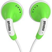 Cuffie Auricolari Per Lettori MP3 MP4 PC Cellulare Ipod Ipad Maxell Colour Budz Vari Colori DUE PEZZI
