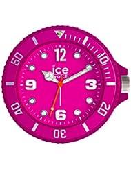 Ice-Watch 015200Ice Alarm Clock Orologio unisex analogico in plastica luce allarme Pink