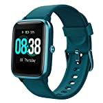 Smart Watch, YONMIG Fitness Tracker IP68 Waterproof Men Women Color Full Touch Screen Fitness Watch Bluetooth Smartwatch…