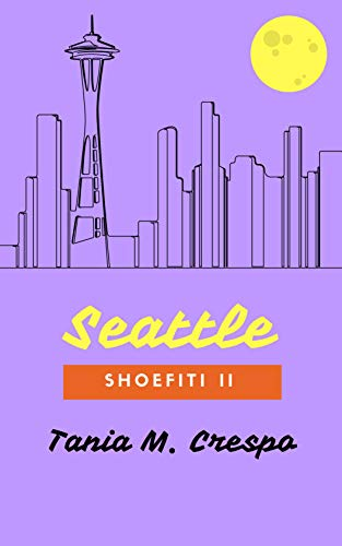 Seattle: Shoefiti II por Tania M. Crespo