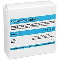 ALUDERM aluplast Wundverb.Pfl.4 cmx5 m elast. 1 St Pflaster preisvergleich bei billige-tabletten.eu