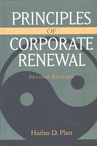 Principles of Corporate Renewal