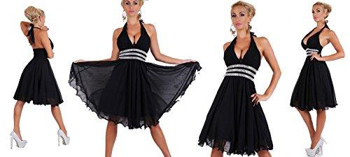 IL BAZAR - Robe - Femme Noir