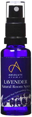 Absolute Aromas 30ml Natural Lavender Room Spray