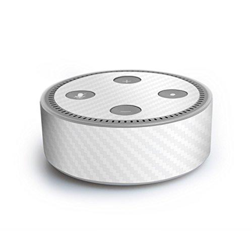 """Amazn Echó Dot (2. Generation) Skin """"FX-Carbon-Alpine"""" Designfolie Sticker"""