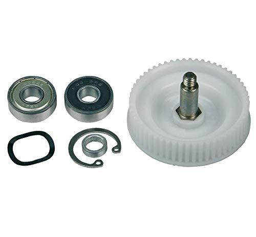Lagersatz Zahnrad für Vorwerk Küchenmaschine Thermomix® TM 21
