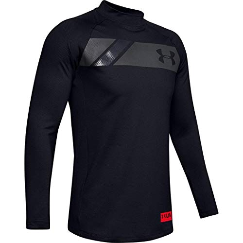 Under Armour Gametime Coldgear Mock Camisa Manga Larga