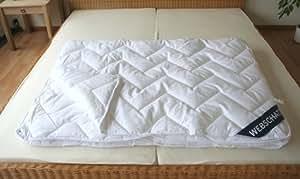 webschatz vierjahreszeiten bettdecke 135x200cm k che haushalt. Black Bedroom Furniture Sets. Home Design Ideas