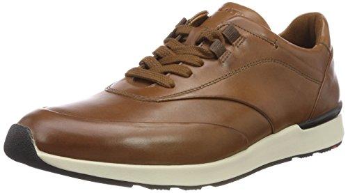 LLOYD Herren AJAS Sneaker, Braun (Cognac 3), 46.5 EU