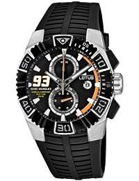 Lotus Marc Márquez 15836 1 - Reloj cronógrafo de cuarzo para hombre con  correa de 690de0aa7433