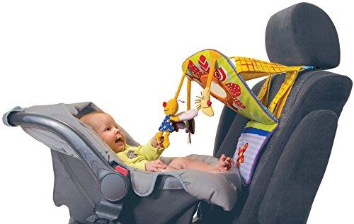Taf Toys 10375 Auto Aktivitätsspielzeug für die Fahrt unterwegs -