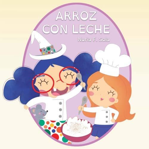 Arroz con leche por Nuria Flores Sola