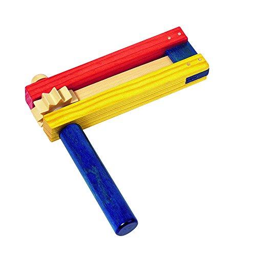 Goki Musikinstrument Ratsche
