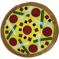 Amosfun Pizza Costume Hat Divertente Party Copricapo Cappello per Pizza  Italiana Accessorio per Feste Festival di 5d1219b02710