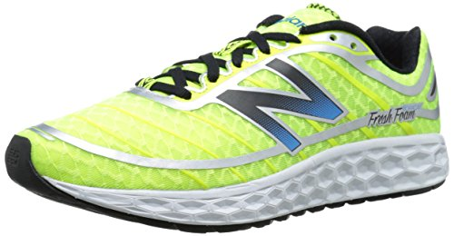 New Balance M980 D V2, Baskets Basses Homme Jaune (Bc2 Yellow/Blue)