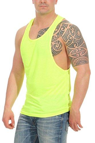 d1887040da9529 Happy Clothing Herren Tank-Top für Sport und Fitness - Bodybuilding -  Muscle Shirt - Muskel-Shirt - Achselshirt