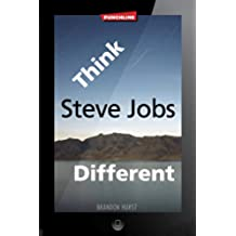 Steve Jobs: Think Different (English Edition)