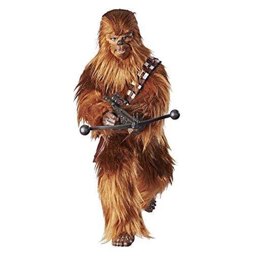 Hasbro Star Wars C1630EU4 - Die Mächte des Schicksals 11 Zoll SFX Chewbacca Action Puppe, Actionfigur