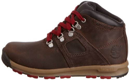 timberland earthkeepers gore-tex scramble waterprppf boys' chukka boots