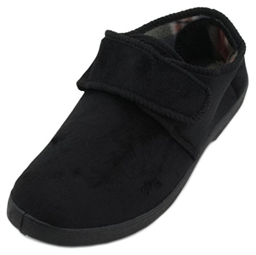 SlumberzzZ, Pantofole uomo Black