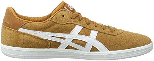 Asics Percussor TRS, Sneaker Uomo Marrone (Meerkat/white 2101)