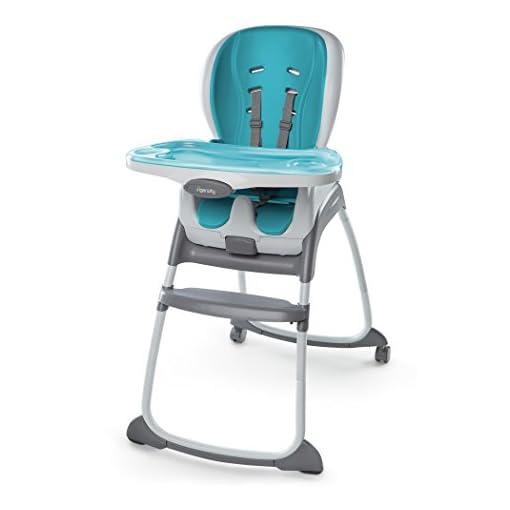 Ingenuity Trio Smart Clean High Chair (Aqua, 3-in-1) 41Xouvz7VFL