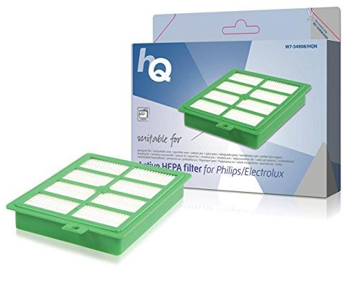 HQ W754908Active HQN Filtre HEPA pour Philips/Electrolux