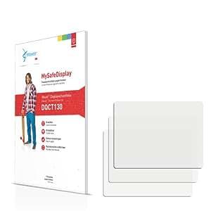 3x Vikuiti MySafeDisplay Pellicola Protettiva DQCT130 da 3M per Kodak EasyShare C180