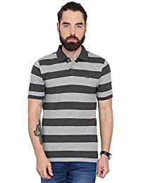 Urban Nomad Grey Striped T-shirt