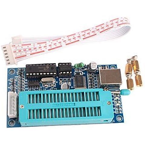 Pic programador k150 con la programación automática del usb para el desarrollo de microcontrolador