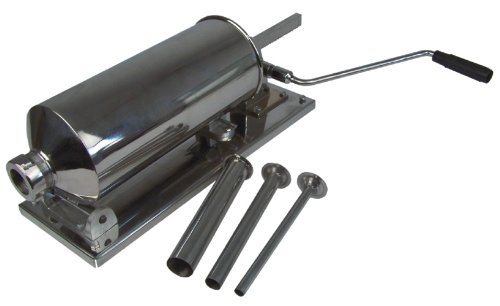 Berger & Schröter 50166 - Máquina para embutir (Acero, 4 L)