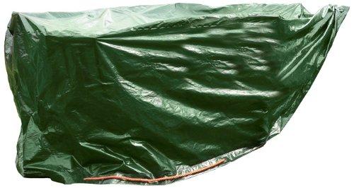Bio Green RX90-TR Bâche de Protection pour Table Rond/Ovale Vert 2,15 x 0,90 m