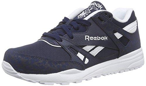 Reebok Ventilator Is, Scarpe da Corsa Bambino Blau (Collegiate Navy/White)