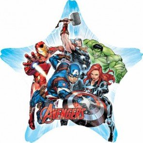 Amscan International 3465701 Avengers Folienballon