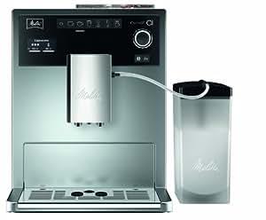 melitta e 970 101 silber kaffeevollautomat. Black Bedroom Furniture Sets. Home Design Ideas