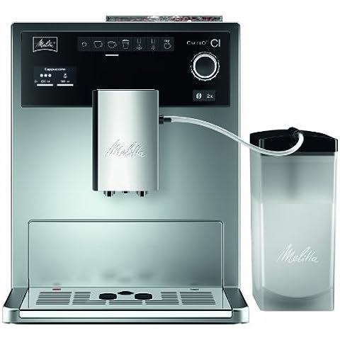 Melitta CAFFEO CI, Plata - Máquina de café
