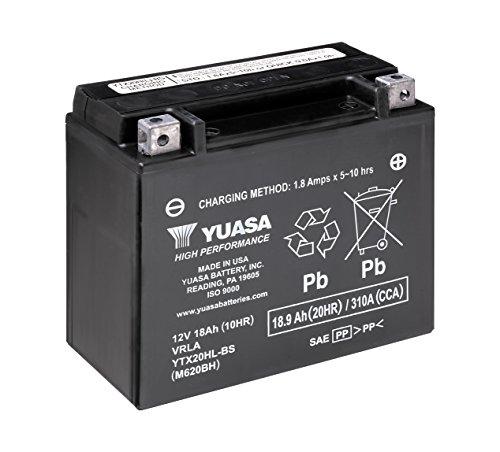 Yuasa Ytx20Hl Bs-Batteria Per Moto