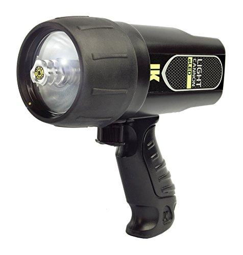Underwater Kinetics UK Light Cannon eLED, Tauchlampe, mit Pistolengriff, schwarz, 44652