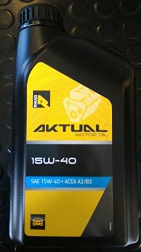 Olio Motore Aktual 15W40 Acea A3/B3 - 1 litro