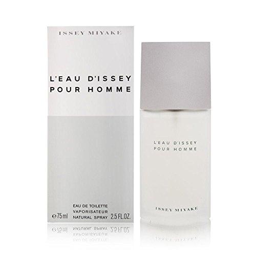 Issey Miyake L'Eau d'Issey pour Homme, Eau de Toilette, 1er Pack (1 x 40 ml)