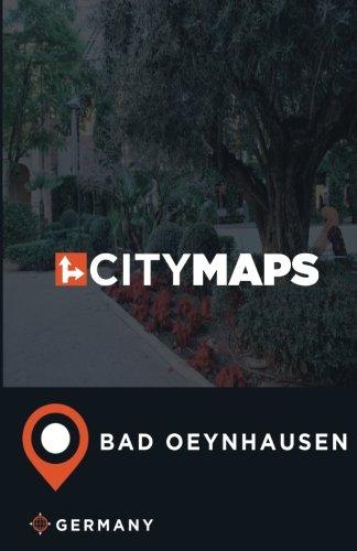 City Maps Bad Oeynhausen Germany