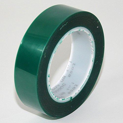 Ruban adhésif résistant à la chaleur Breite: 30 mm und Länge: 66 m vert