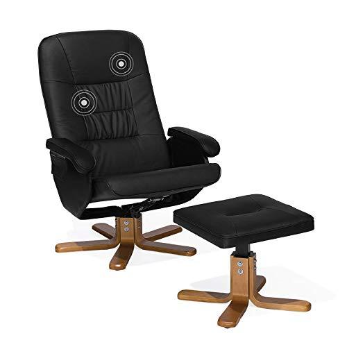 Noir Noir Fauteuil Cuir Cuir Fauteuil bureau bureau Fauteuil lFc1KJ
