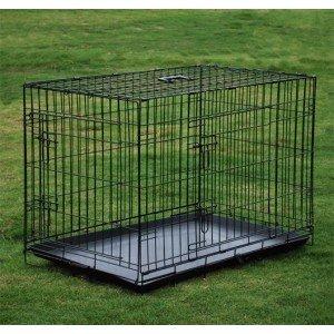 Cage Métal Couleur Black Dog 93L